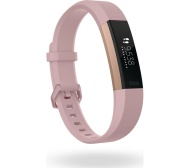FITBIT Alta HR SE - Pink Rose Gold, Small