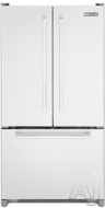 Jenn-Air Freestanding Bottom Freezer Refrigerator JFD2589KE