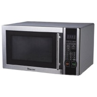 Magic Chef 1.3-Cubic Foot Digital Microwave, White