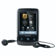 Memorex 8GB Touch MP3 Player Black