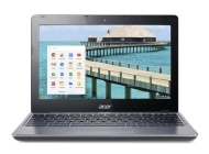 "Acer C720-2800 - 11.6"" Chromebook - 4GB Memory - 16GB Solid State Drive - Granite Gray"