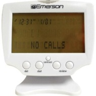 Emerson Network Power Answering Machines Jumbo Talking Caller ID SO-EM60