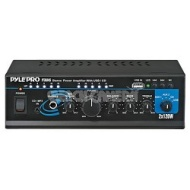 Pyle Mini 2x120 Watt Stereo Power Amplifier w/ USB/CD/AUX Inputs