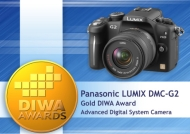 Panasonic Wins Three DIWA Gold Awards