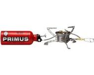 Primus Mehrstoffkocher Kocher OmniFuel mit Brennstoffflasche