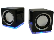 Sandberg USB Cube Speaker Set 2.0