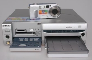 Sony Digital Photo Printer SV88