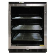 Vinotemp VT-BC58SB Front Venting Beverage Cooler With 135 12 oz. Beverage Capacity