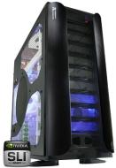 Thermaltake Xaser Armor VA8000BWS - Tower - extended ATX - no power supply - black
