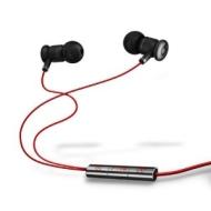 Beats By Dr. Dre in-ear Headset Earphones Headphones Black Red 100% GENUINE ORIGINAL