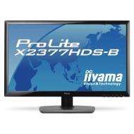 "Iiyama PLX2377HDS-B1 Ecran PC LED 23"" (58,42 cm) 1920 x 1202 VGA/DVI/HDMI Noir"