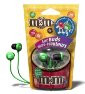 M&amp;M&#039;s MMEB-G Earbud (Green)