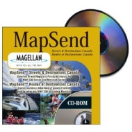 Magellan Mapping Software