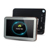 NozaTec® 4.3 INCH GPS SAT NAV NAVIGATION SYSTEM NAVIGATOR TOUCH SCREEN FREE UK EU AU MAPS