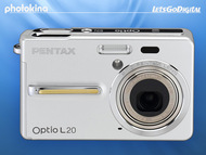 Pentax Optio L20