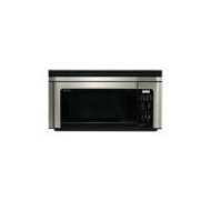 Sharp 1.4 cu ft Mid-Size Microwave, Stainless Steel