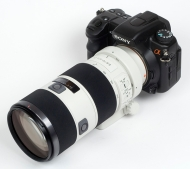Sony 70-200mm f/2.8 SSM G