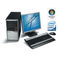 Acer AcerPower FH Series Desktop Computers