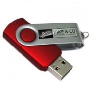 Advanced Internet TV & Radio Station USB Dongle+ (Pike & Co.) B2200 with storage pouch
