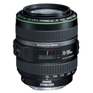 Canon 70-300mm f/4.5-5.6 EF DO IS USM Lens