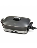 Presto 06857 16-inch Electric Foldaway Skillet