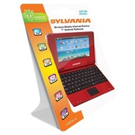 "SYNETA7 7"" Red Netbook (1 GHz ARM 11, 256 MB RAM, 2 GB SSD, Android 2.2)"