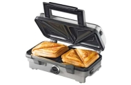 Waring WOSM1U Stainless Steel Deep Fill Sandwich Maker