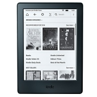 "Amazon Kindle eReader, 6"", Wi-Fi"