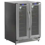 Avanti 42-Bottle Dual Zone Wine Chiller