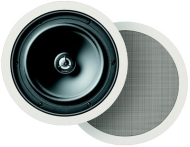 Definitive Technology UIW94/A Round In-Ceiling Speakers (Pair, White)