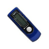 Delstar DS 3512 MP3 Digital Player with Voice Recorder and Flash Disk