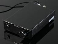 SMSL SA-98E Amplificateur de puissance 2x120W, TDA7498E, classe T Digital voiture Amp avec Power Adapter, par Grandview (Noir)