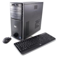 HP Pavilion p6710f (BV530AA#ABA) Desktop PC Athlon II X4 640(3.0GHz) 4GB DDR3 1TB HDD Capacity ATI Radeon HD 4200 Windows 7 Home Premium 64-bit
