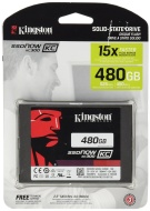 KINGSTON TECHNOLOGY KINGSTON SSDNOW KC300 480GB SATA SSD MLC