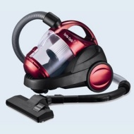 Mondial Turbo Cyclo 1200W Canister Vacuum, with Hepa Filter