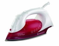 Russell Hobbs 15002 Digital Advantage 2400w White & Red Iron