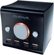 Boynq CUBITEBK Cubite PC Speaker and USB Hub (Black)