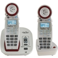 CLARITY 59465.000 DECT 6.0 EXTRA-LOUD BIG BUTTON PHONE SYSTEM WITH TALKING CALLER ID (59465.000) -