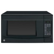 GE CONSUMER & INDUSTRIAL GE 1.4 cu. ft. Countertop Microwave in Black JES1456DSBB