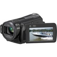 "HDC-TM20 Digital Camcorder - 2.7"" - Touchscreen LCD - CMOS - Black (16:9 - 1.2 Megapixel Image - 1.2 Megapixel Video - AVCHD - 16x Optical Zoom - 1000"