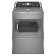 Maytag Bravos X 7.4 Cu. Ft. 10-Cycle Gas Dryer - White