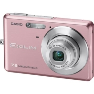 Casio 7.2MP Camera with 3x Optical Zoom and 2.6&quot; LCD
