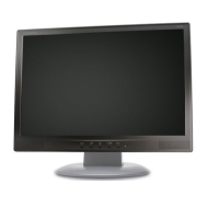 """Compaq W17q - LCD display - TFT - 17"""" - widescreen - 1440 x 900 / 60 Hz - 250 cd/m2 - 500:1 - 8 ms - 0.255 mm VGA - speakers"""