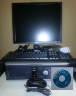 Dell Optiplex GX 620 P4 640 3200 40GB