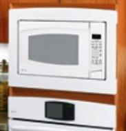 GE JX2027 Deluxe Built In 27 in Trim Kit For 2.0 or 1.8 Cu. Ft. Microwave Ovens