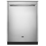 Maytag R) Jetclean(R) Plus Dishwasher With Fully Integrated Cont