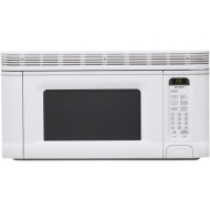 Sharp - 1.4 Cu. Ft. Over-the-Range Microwave - White R1406