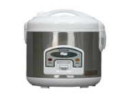 TATUNG TRC-6STW Stainless Steel Direct Heat Rice Cooker