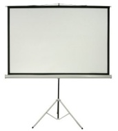 "Adastra 86"" Tripod Projector Screen"