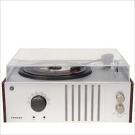 Crosley Radio Player Turntable in Mahogany